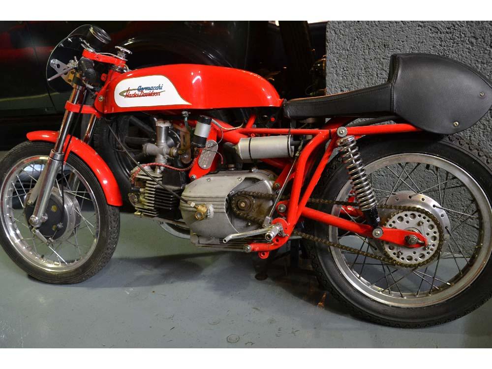 AERMACCHI HARLEY DAVIDSON 250 Moto / Motorbike 01/1960