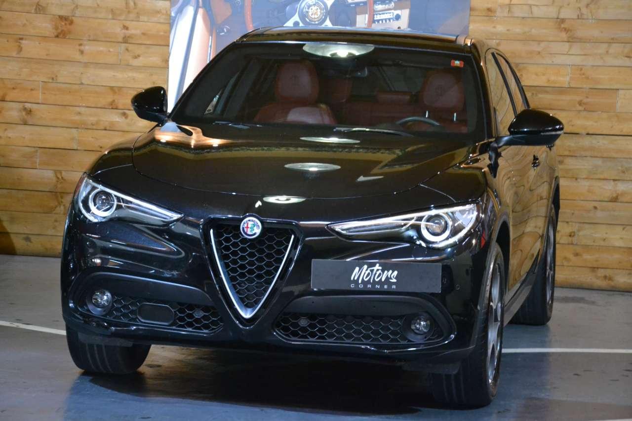 ALFA ROMEO  Stelvio 2.2 210 ch Q4 AT8 Executive SUV 07/2018