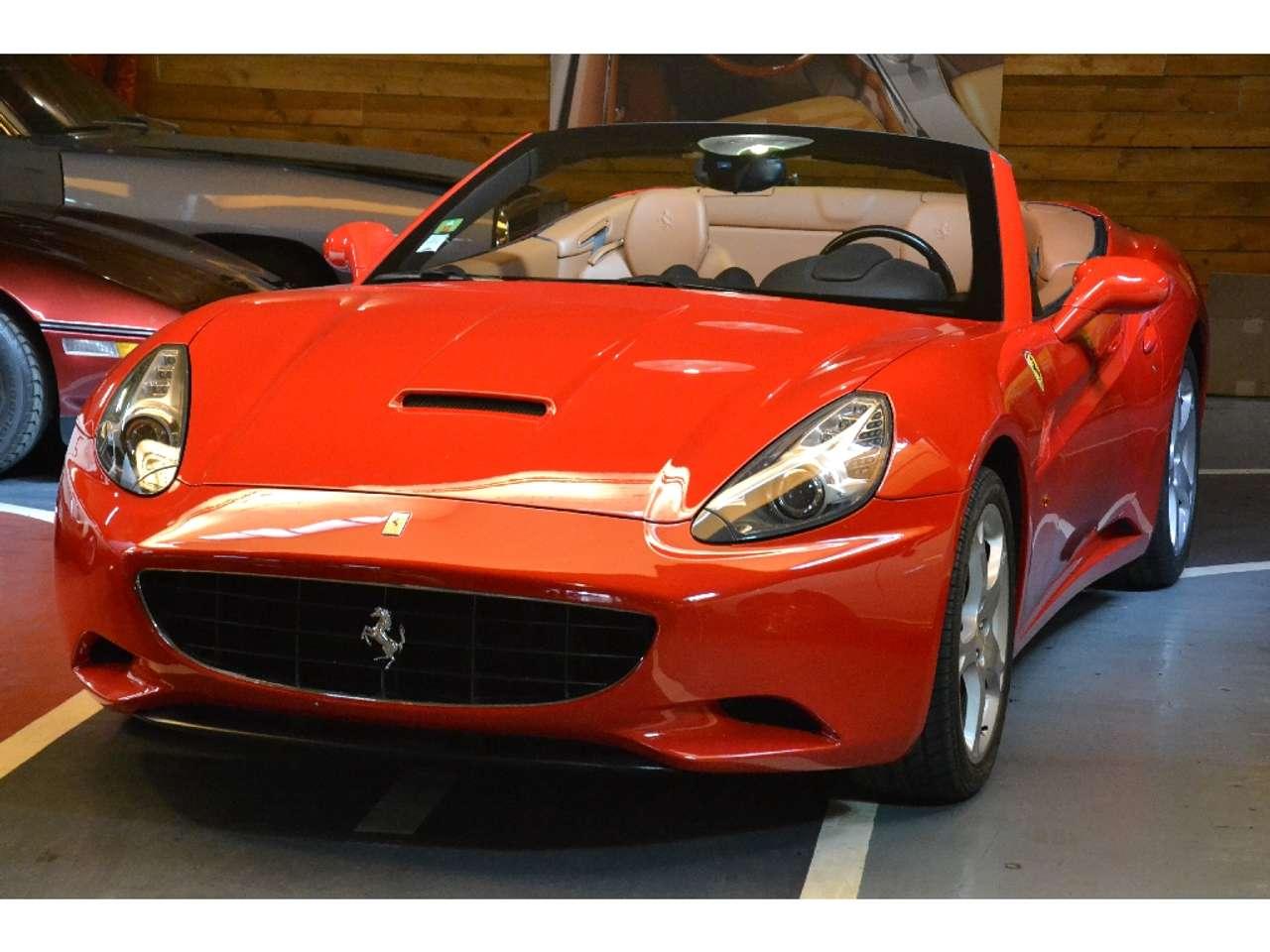 FERRARI California V8 4.3 460ch occasion