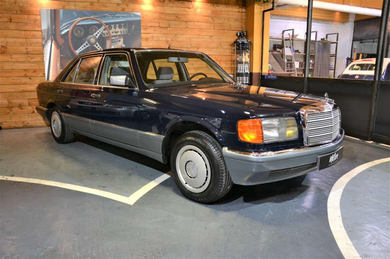MERCEDES-BENZ CLASSE S 420 SEL Berline / Saloon 06/1986